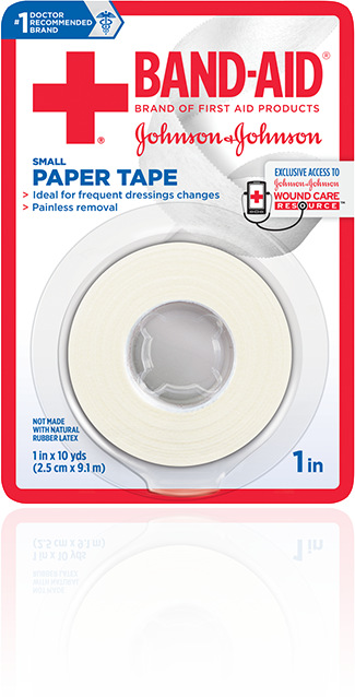 Brand of First Aid Products Paper Tape