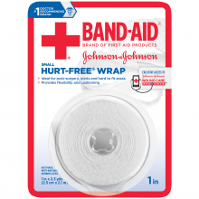 HURT-FREE®Design Wrap BAND-AID® Brand of First Aid Products