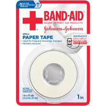 Paper Tape BAND-AID® Brand of First Aid Products