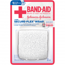 SECURE-FLEX™ Wrap BAND-AID® Brand of First Aid Products