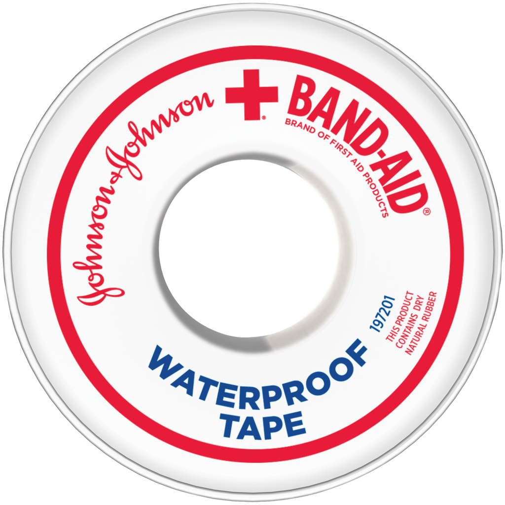 Waterproof Tape BAND-AID® Brand of First Aid Products