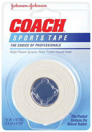 JJ Coach Sports Tape