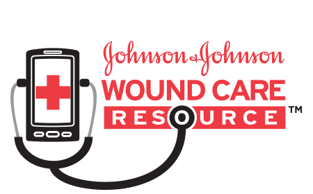 Johnson & Johnson Wound Care Resource App Logo