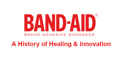 BAND-AID® Brand Adhesive Bandages. A History of Healing & Innovation