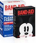 Band-Aid Adhesive Bandages