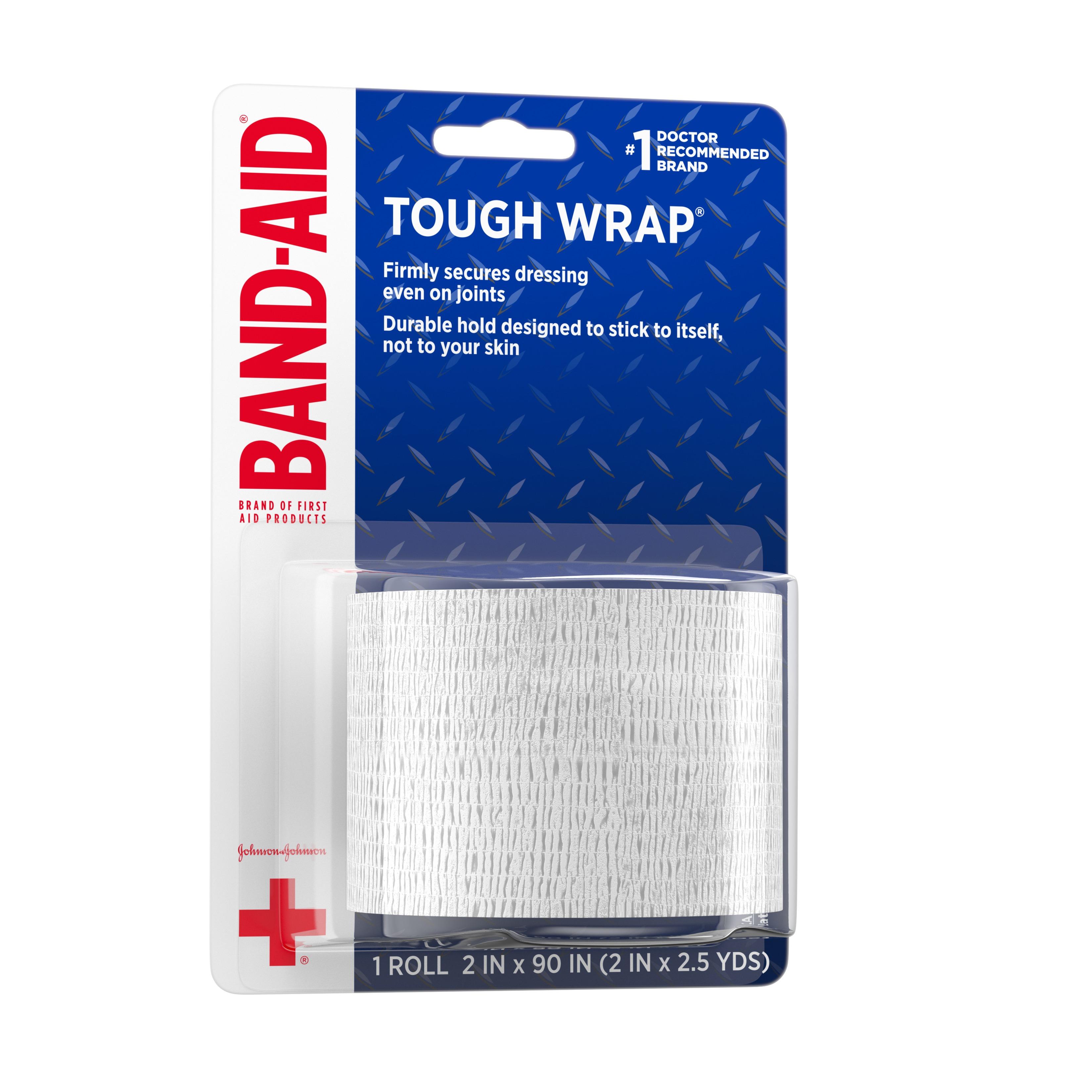 5 Rolls//Set Self Adhesive Bandage Tape Waterproof Sticky Tape Self Adhesive Rol