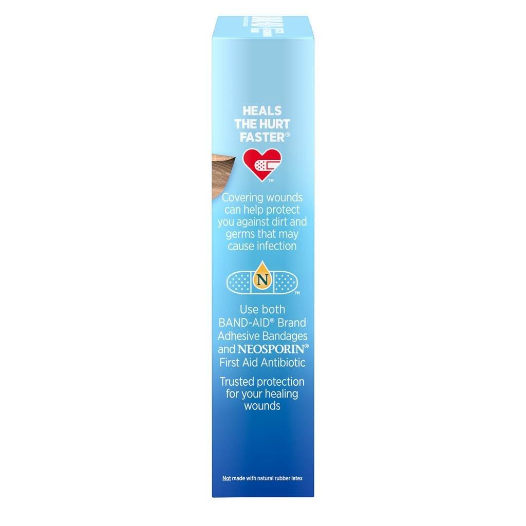 TOUGH-STRIPS® Extra Large Waterproof Adhesive Bandages,10 Ct