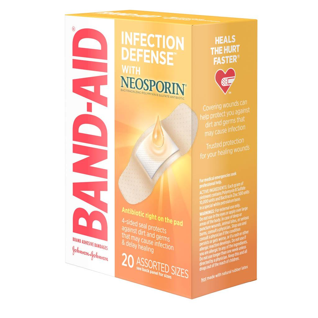 what is antibacterial bandages
