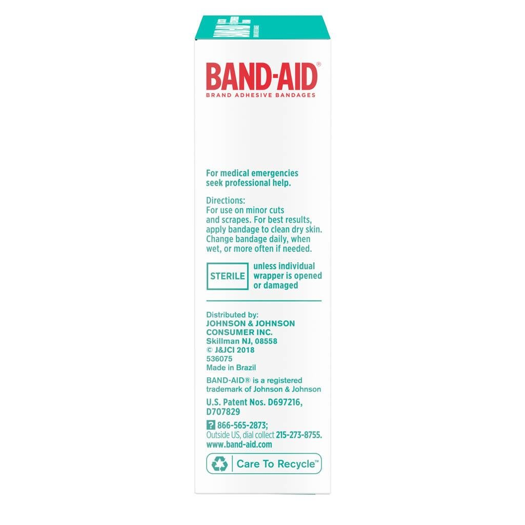 SKIN-FLEX™ Second Skin Bandages, Assorted, 20 Ct| BAND-AID